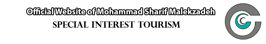 Special Interest Tourism | Mohammad Sharif Malekzadeh